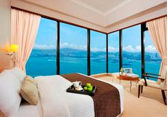 Island Pacific Hotel - Hong Kong - Bedroom