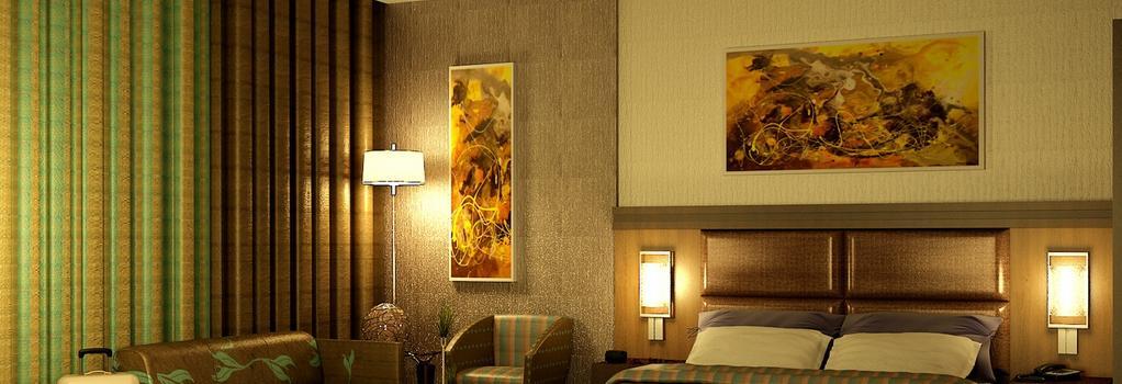Danat Capital Hotel - Abu Dhabi - Bedroom