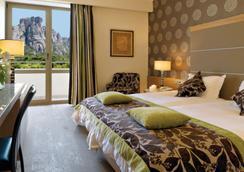 Divani Meteora Hotel - Kalabaka - Bedroom