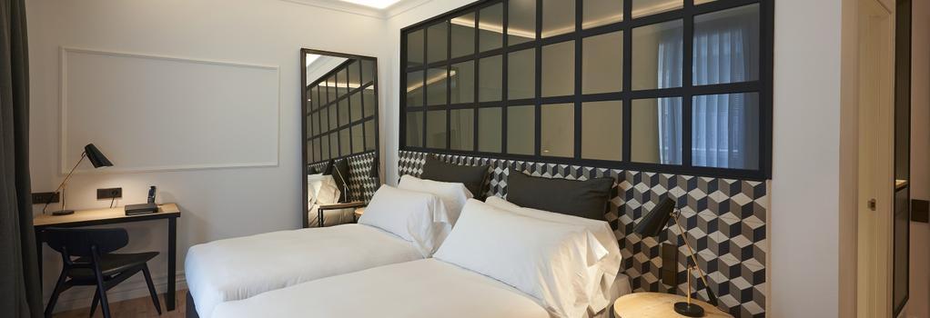 The Serras Hotel Barcelona - Barcelona - Bedroom