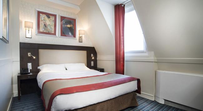 Hotel Elysees Ceramic - Paris - Bedroom