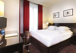 Albe Hôtel Saint-Michel - Paris - Bedroom