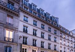 Hotel le Lavoisier - Paris - Outdoor view