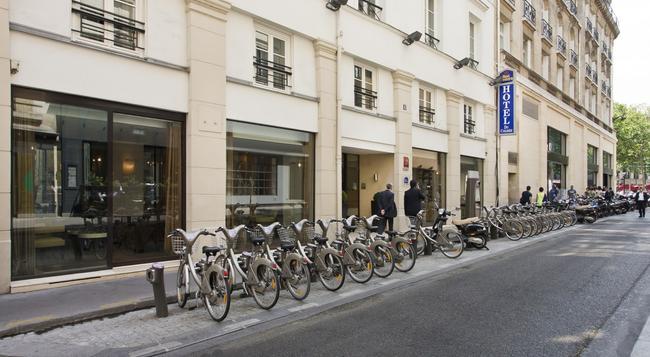 Hotel Le Colisee - Paris - Building