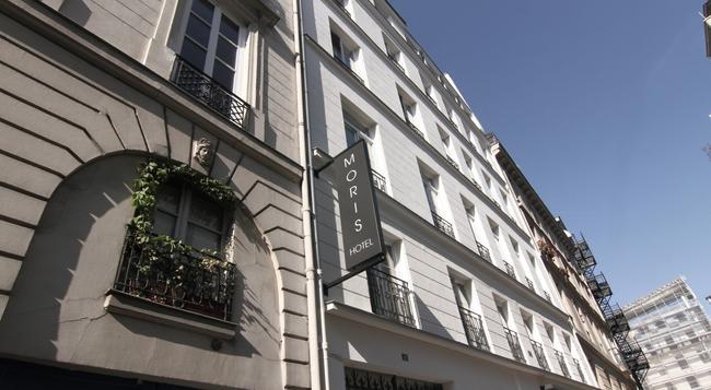 Hotel Moris - Paris - Building