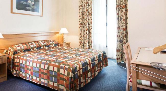 Hotel De Suez - Paris - Bedroom