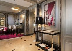 Elysees Union Hotel - Paris - Lobby