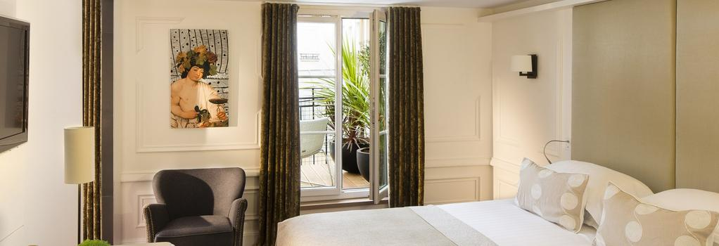 Moliere - Paris - Bedroom