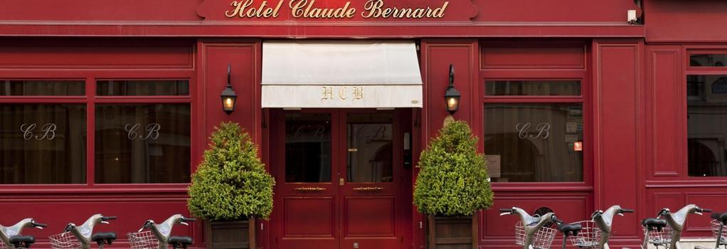 Hotel Claude Bernard Saint-Germain - Paris - Building