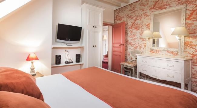 Hôtel Ducs D'Anjou - Paris - Bedroom