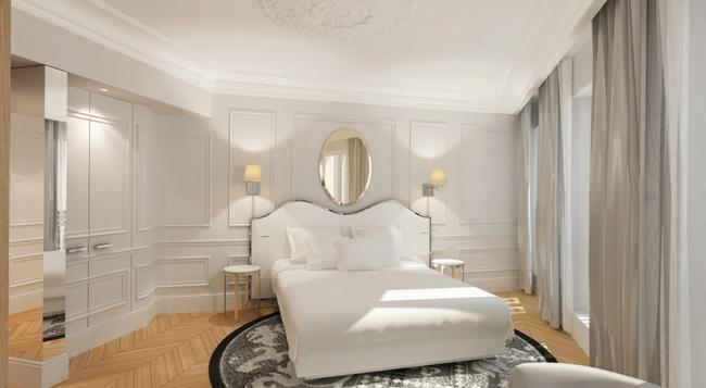 Hotel Trinité Haussmann - Paris - Bedroom