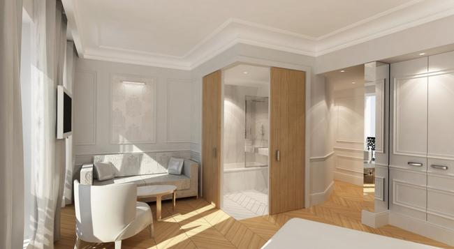 Hotel Trinité Haussmann - Paris - Bedroom