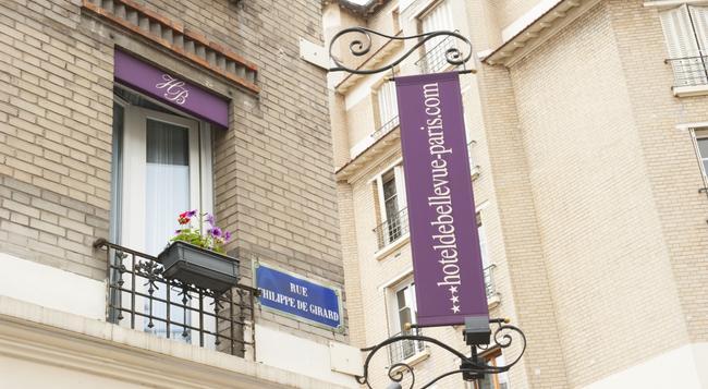 Hotel De Bellevue - Paris - Building