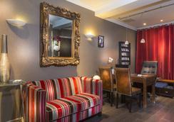 Enjoy Hostel - Paris - Lounge