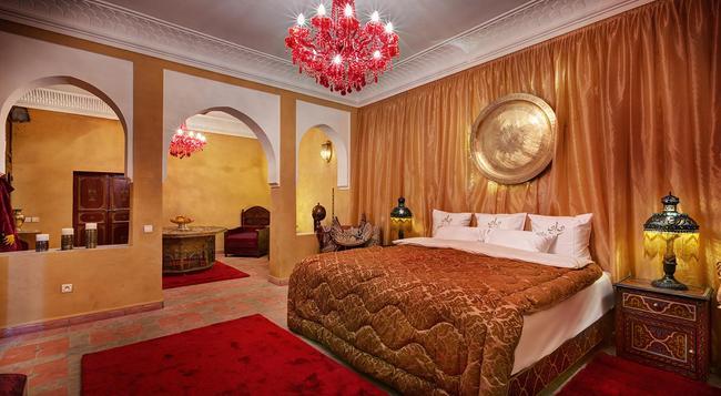 Riad Wow - Marrakesh - Bedroom