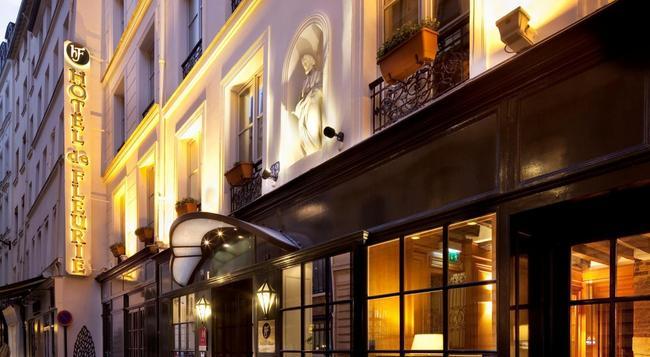 Hotel De Fleurie - Paris - Building