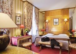 Hotel De Fleurie - Paris - Bedroom
