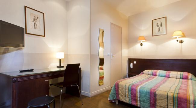 Hotel Merryl Gare du Nord - Paris - Bedroom