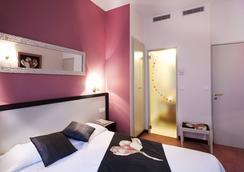 Hotel Le Relais du Marais - Paris - Bedroom
