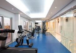Danat Century Hotel Apartments - Abu Dhabi - Gym