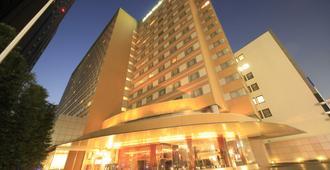 Hotel Sunroute Plaza Shinjuku - Tokyo - Building