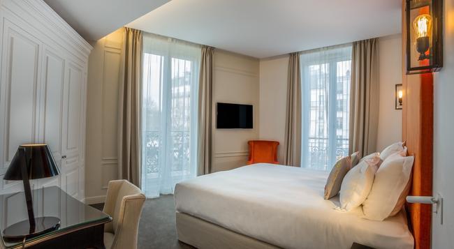 Hotel La Comtesse By Elegancia - Paris - Bedroom