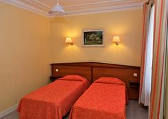 Hôtel Richmond - Paris - Bedroom