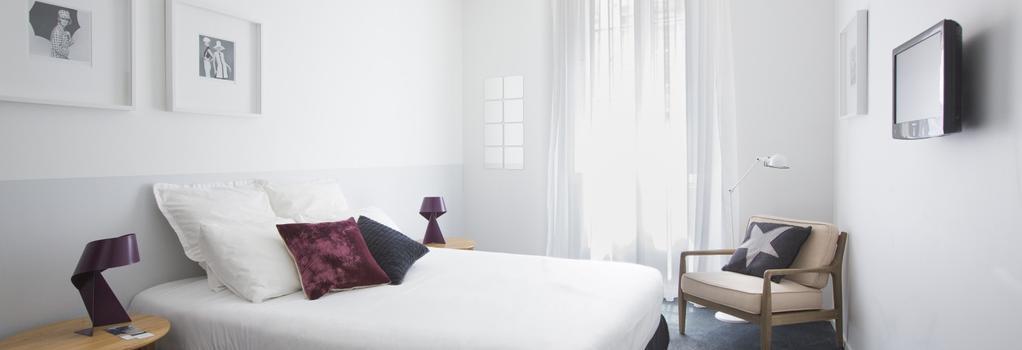 Hotel La Cour Carrée - Bordeaux - Bedroom