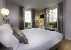 Hôtel Jeanne d'Arc Le Marais - Paris - Bedroom