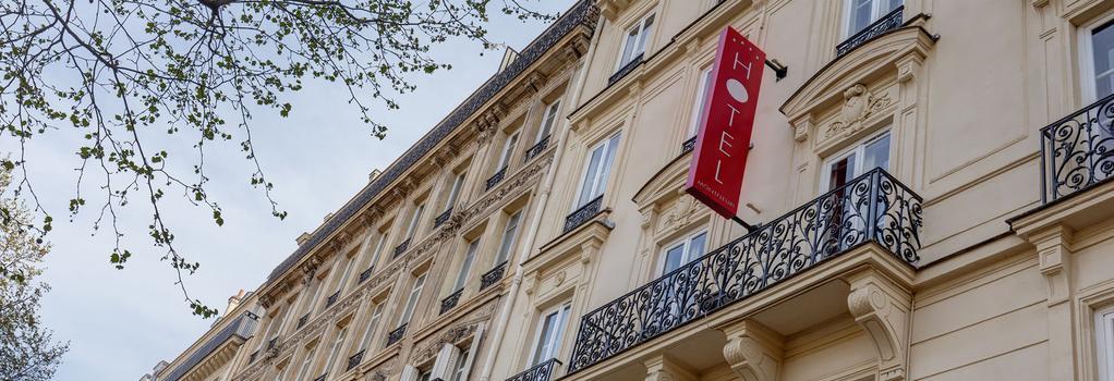 Montfleuri Hotel - Paris - Building