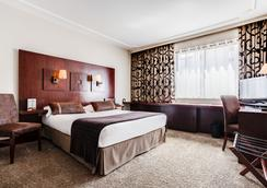 Hotel Le Roosevelt - Lyon - Bedroom