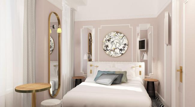 Hôtel Pastel Paris - Paris - Bedroom