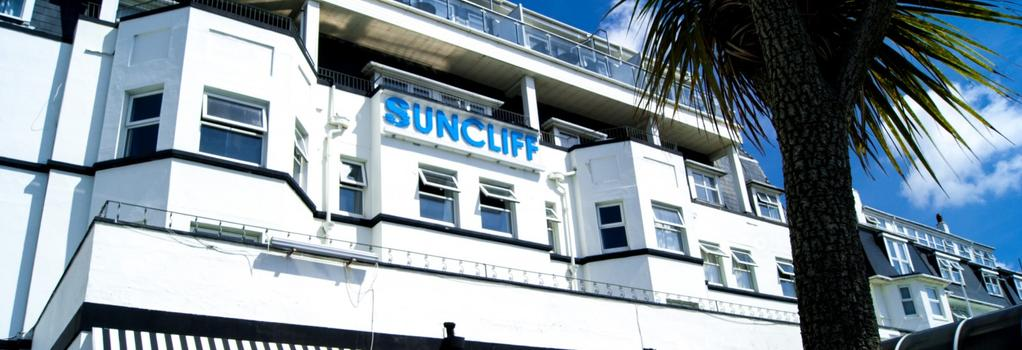 Suncliff Hotel - Bournemouth - Building