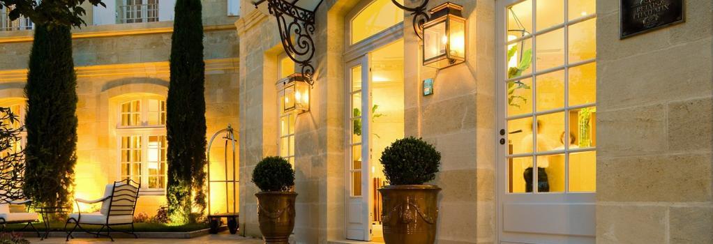 Hostellerie De Plaisance - Saint-Émilion - Building
