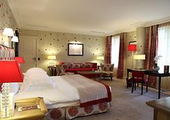 Hostellerie De Plaisance - Saint-Émilion - Bedroom