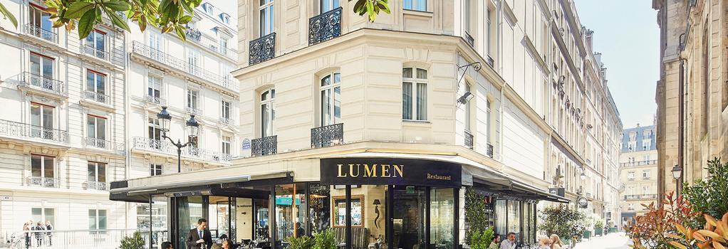 Hotel Lumen Paris Louvre - Paris - Building