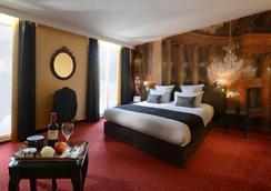 Hotel Le Versailles - Versailles - Bedroom