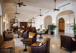 Galle Face Hotel - Colombo - Lobby
