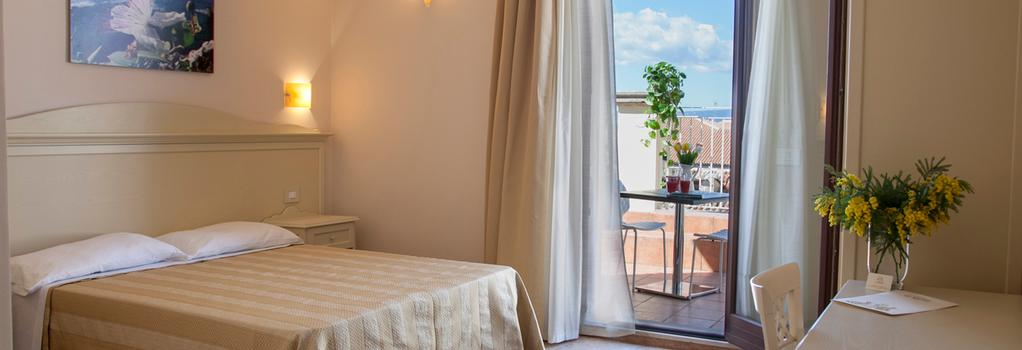 Hotel Le Muse - Siracusa - Bedroom
