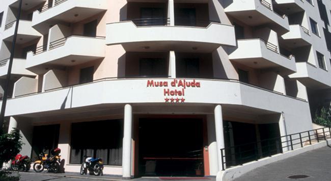 Hotel Musa D'Ajuda - Funchal - Building