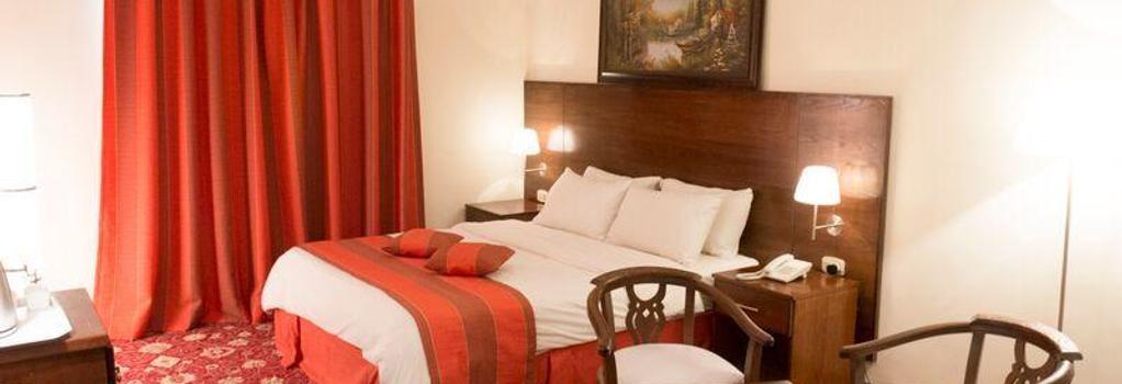 Petra Nights Hotel - Wadi Musa - Bedroom