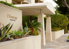 Viceroy L'Ermitage Beverly Hills - Beverly Hills - Outdoor view