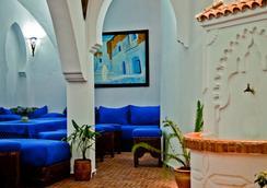 Hotel Dar Mounir - Chefchaouen - Restaurant