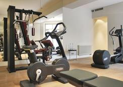 H15 Boutique - Warsaw - Gym