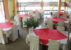 Nilketha Villa Eco Hotel - Anuradhapura - Restaurant