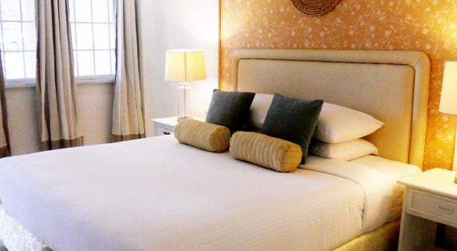 Sta. Monica Beach Club - Dumaguete City - Bedroom