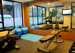 The Wave Patong Boutique Hotel - Patong - Gym