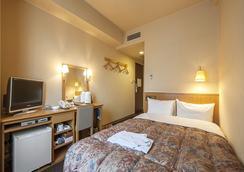 Hakata Green Hotel No.2 - Fukuoka - Bedroom