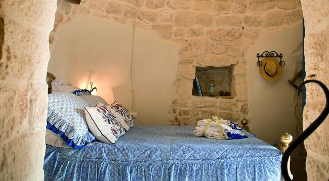TRULLI DELL'ASINELLO - Martina Franca - Bedroom