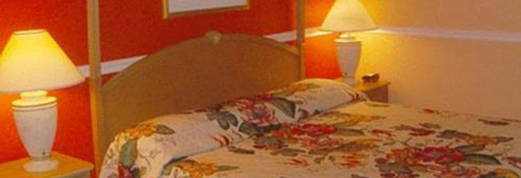 Executive Economy Lodge - Pompano Beach - Bedroom